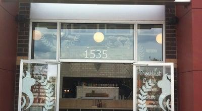 Photo of American Restaurant Über Eats at 1535 Central St, Denver, CO 80211, United States