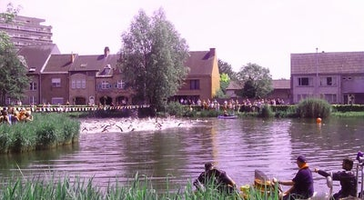 Photo of Lake de forte at Belgium
