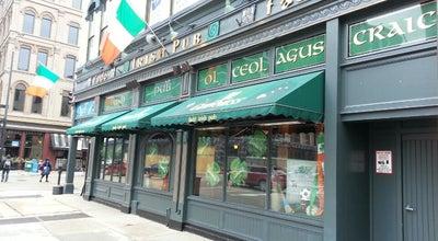 Photo of Irish Pub Fadó Irish Pub & Restaurant at 100 W Grand Ave, Chicago, IL 60654, United States