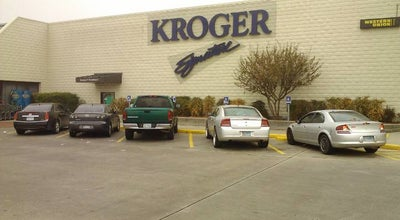 Photo of Supermarket Kroger at 5671 Treaschwig Rd, Spring, TX 77373