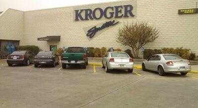 Photo of Supermarket Kroger at 5671 Treaschwig Rd, Spring, TX 77373