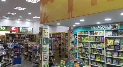 Photo of Bookstore Livraria Nobel at Rua Doutor Coutinho, 733, Itapetininga, Brazil