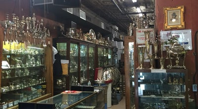 Photo of Antique Shop Jean Silversmiths Inc. at 16 W 45th St, New York, NY 10036, United States