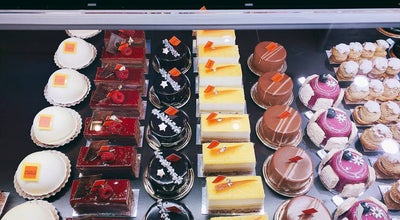 Photo of Dessert Shop Arnaud Larher at 53 Rue Caulaincourt, Paris 75018, France