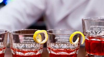 Photo of Cocktail Bar Sazerac Bar at 130 Roosevelt Way, New Orleans, LA 70112, United States