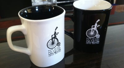 Photo of Cafe Reverie Coffee Roasters at 2611 E Douglas Ave, Wichita, KS 67211, United States