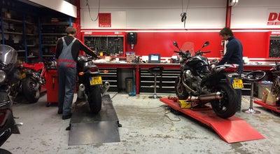 Photo of Motorcycle Shop Motortoer at Jarmuiden 10, Amsterdam, Netherlands