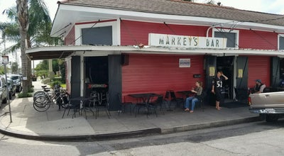 Photo of Bar Markey's Bar at 640 Louisa St, New Orleans, LA 70117, United States