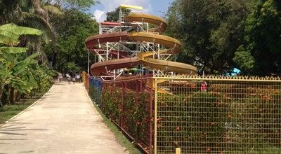 Photo of Water Park Atlantic City World Náutico at Av. Henry Wall De Carvalho, Brazil