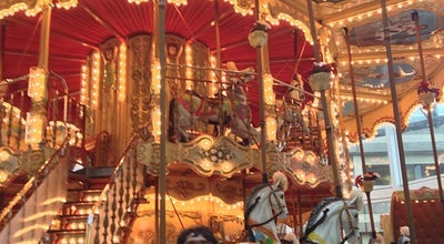 Photo of Theme Park Danbury Fair Mall Carousel at 7 Backus Ave, Danbury, CT 06810, United States