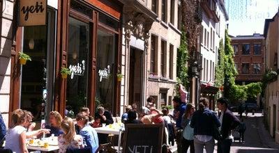 Photo of Restaurant Yeti Cantine Moderne at Bijstandstraat 4-6 Rue Du Bon Secours, Brussels 1000, Belgium