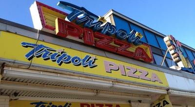 Photo of Pizza Place Tripoli Pizza Bakery at 40 Broadway, Salisbury, MA 01952, United States