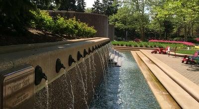 Photo of Plaza Crystal City Water Park at 1750 Crystal Dr, Arlington, VA 22202, United States
