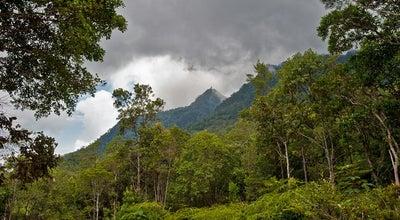 Photo of Mountain Gunung serapi at Malaysia