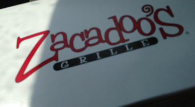 Photo of Fast Food Restaurant Zacadoo's at 2870 Apalachee Parkway, Tallahassee, FL 32301, United States