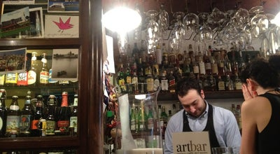 Photo of Restaurant L'Art Bar at Via Del Moro 4r, Florence 50123, Italy
