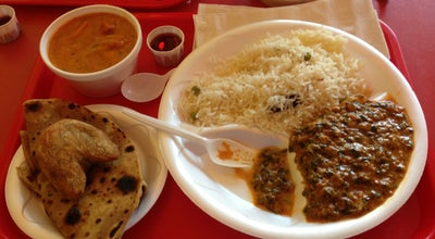 Photo of Indian Restaurant Rajun Cujun at 1459 East 53rd Street, Chicago, IL 60615, United States