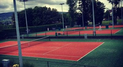 Photo of Tennis Court Carrickmines Croquet & Lawn Tennis Club at Glenamuck Rd, Carrickmines, Dublin 18, Ireland