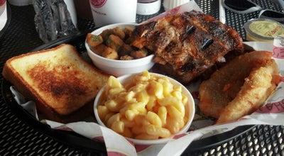 Photo of American Restaurant Shane's Rib Shack at 55 Newnan Crossing Byp, Newnan, GA 30265, United States