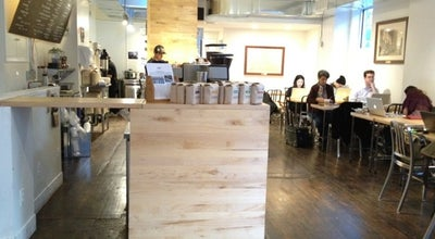 Photo of Restaurant Pushcart Coffee at 362 2nd Ave, New York, NY 10010, United States