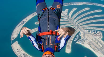 Photo of Athletics and Sports Skydive Dubai Palm Drop Zone at Al Seyahi St, Dubai, United Arab Emirates