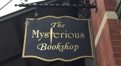 Photo of Tourist Attraction The Mysterious Bookshop at 58 Warren Street, New York, NY 10007, United States