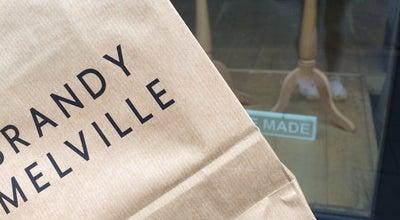 Photo of Women's Store Brandy Melville at Huidevettersstraat, Antwerp, Belgium