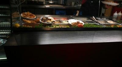 Photo of Fast Food Restaurant Sarah's Falafel & Shawarma at 487 Bloor St W, Toronto M5S 1Y2, Canada