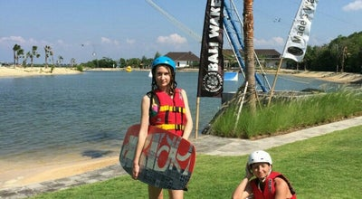 Photo of Athletics and Sports Bali Wake Park at Jl. Pelabuhan Benoa No. 7x, Denpasar 80112, Indonesia