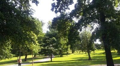 Photo of Park Kaivopuisto / Brunnsparken at Kaivopuisto, Helsinki 00140, Finland