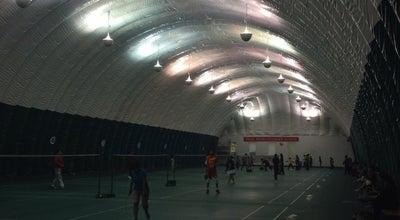 Photo of Tennis Court Chaoyang Park Badminton Club at Chaoyang Park, Beijing, China