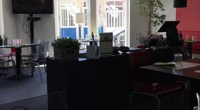 Photo of Italian Restaurant Presto Pizza at Rua Doutor Melo Leote 21, Porto 4100-343, Portugal