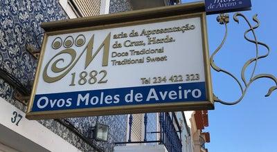 Photo of Modern European Restaurant Maria da Apresentacao da Cruz & Herdeiros at Rua Dom Jorge De Lencastre N. 37, Aveiro 3800-142, Portugal