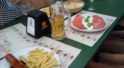 Photo of American Restaurant Spritz & Burger Hamburgeria at Via Roma 27/29, Desenzano Del Garda 25015, Italy