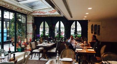 Photo of Turkish Restaurant The Bosnjak Mutfak at Nispetiye Cad, No:104, Etiler, Istanbul 34337, Turkey