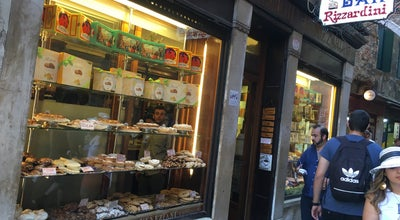 Photo of Italian Restaurant Pasticceria Rizzardini at Sestiere San Polo 1415, Venice 30125, Italy