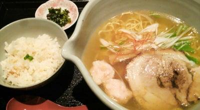 Photo of Food 麺処 銀笹 at 銀座8-15-2, 中央区 104-0061, Japan