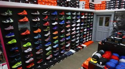 Photo of Shoe Store Rapcity Basketball Store at Király U. 88., Budapest 1068, Hungary