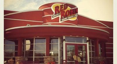 Photo of American Restaurant Red Robin Idaho Falls at 2450 E 17th St, Idaho Falls, ID 83404, United States