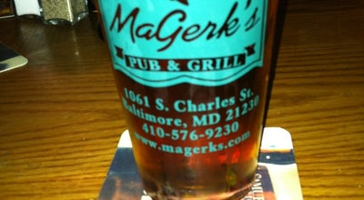 Photo of American Restaurant Magerk's Pub at 1061 S Charles St, Baltimore, MD 21230, United States