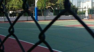 Photo of Basketball Court Sitespor at Turkey