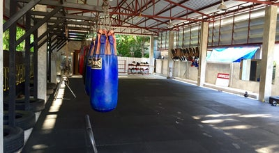 Photo of Boxing Gym Chay Yai Muay Thai (ชายใหญ่มวยไทย) at 30/17 Moo 4, Baan San Pa Liang, Nonghoy, Chiang mai, Thailand