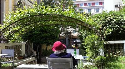 Photo of Cafe Aναψυκτήριο Νομισματικού Μουσείου at Ελευθερίου Βενιζέλου 12, Αθήνα 106 71, Greece