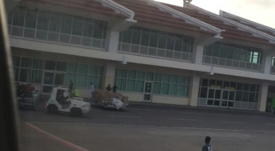 Photo of Airport Yaoundé Nsimalen International Airport (NSI) at Yaoundé Nsimalen International Airport, Yaoundé, Cameroon