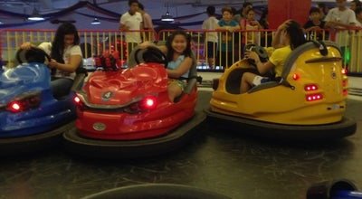 Photo of Arcade Playland at Fisher Mall, Quezon City, Philippines