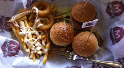 Photo of Burger Joint Mickey's Bilkent Station at Üniversiteler Mahallesi Bilkent Station No: 53, Ankara 06705, Turkey