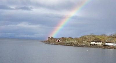 Photo of Lake Pacific Ocean at Nanaimo, BC, Canada