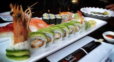Photo of Sushi Restaurant Momiji at Rabbijn Maarsenplein 1, Den Haag 2512 HJ, Netherlands