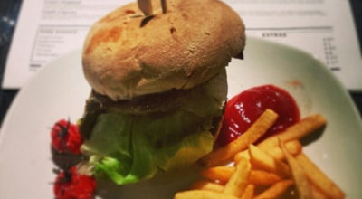 Photo of American Restaurant Ellis Gourmet Burger Ghent at Korenmarkt 12, Ghent 9000, Belgium