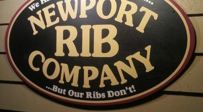 Photo of American Restaurant Newport Rib Company at 2196 Harbor Blvd, Costa Mesa, CA 92627, United States